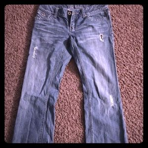 Guess doheny jeans!